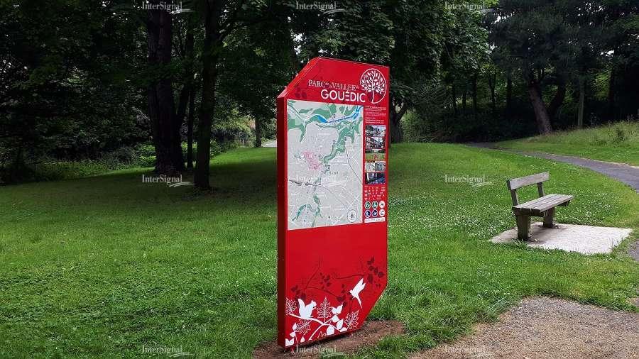Intersignal Signaletique Parcs Et Jardins